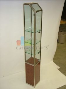 Tower Glass Cabinets